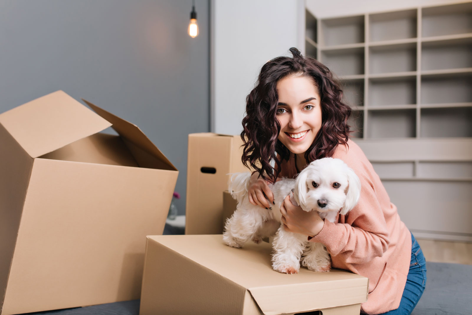 How to Move Successfully with Pets