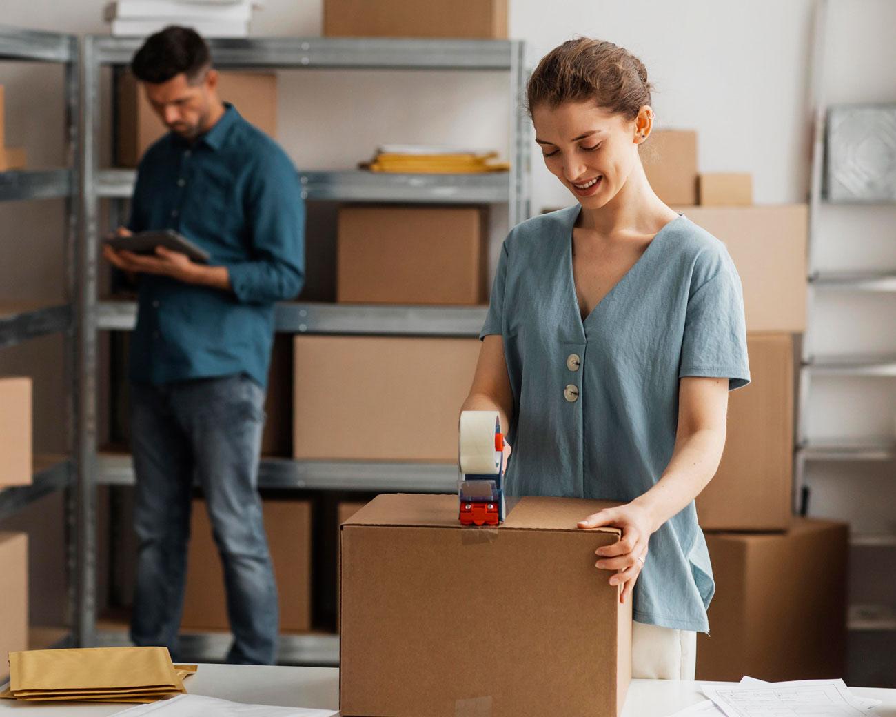 Storage Packing Tips