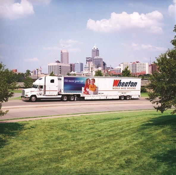 Wheaton truck